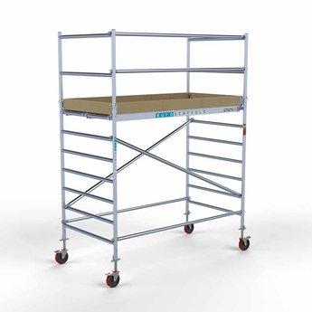 Rolsteiger Basis 135 x 250 x 4,2 meter werkhoogte met lichtgewicht platform