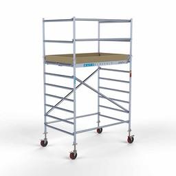 Rolsteiger Basis 135 x 190 x 5,2 meter werkhoogte met lichtgewicht platform