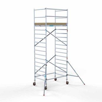Rolsteiger Basis 135 x 190 x 6,2 meter werkhoogte met lichtgewicht platform