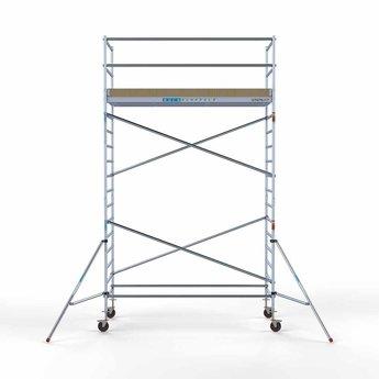 Rolsteiger Basis 135 x 305 x 6,2 meter werkhoogte met lichtgewicht platform
