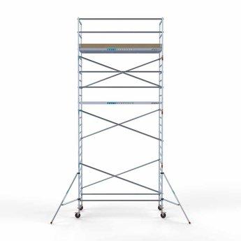 Rolsteiger Basis 135 x 305 x 8,2 meter werkhoogte met lichtgewicht platform