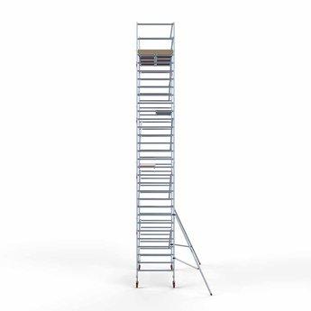 Rolsteiger Basis 135 x 305 x 11,2 meter werkhoogte met lichtgewicht platform