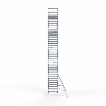 Rolsteiger Basis 135 x 190 x 12,2 meter werkhoogte met lichtgewicht platform
