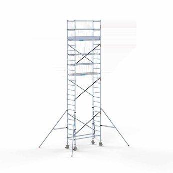 Rolsteiger Compleet 75 x 190 x 8,2 meter werkhoogte