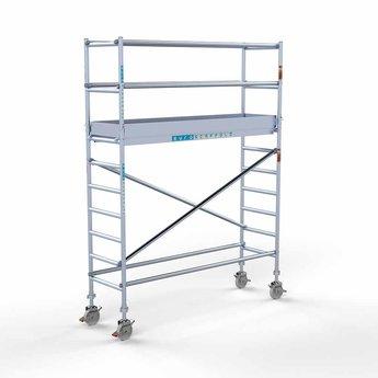 Rolsteiger Compleet 75 x 250 x 4,2 meter werkhoogte met lichtgewicht platform