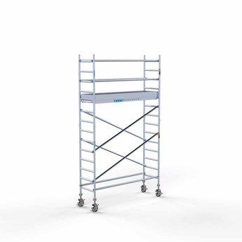 Rolsteiger Compleet 75 x 305 x 5,2 meter werkhoogte met lichtgewicht platform