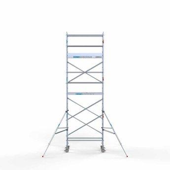 Rolsteiger Compleet 75 x 190 x 7,2 meter werkhoogte met lichtgewicht platform