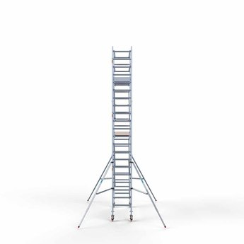 Rolsteiger Compleet 75 x 250 x 7,2 meter werkhoogte met lichtgewicht platform