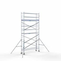 Rolsteiger Compleet 75 x 305 x 7,2 meter werkhoogte met lichtgewicht platform