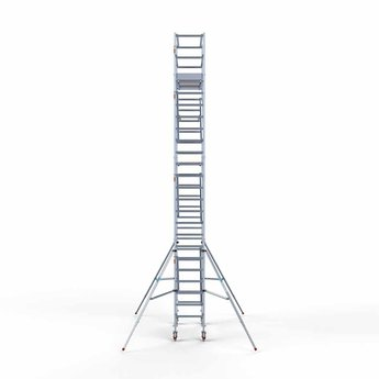 Rolsteiger Compleet 75 x 190 x 8,2 meter werkhoogte met lichtgewicht platform