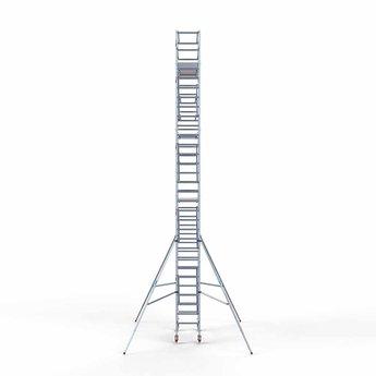 Rolsteiger Compleet 75 x 190 x 10,2 meter werkhoogte met lichtgewicht platform