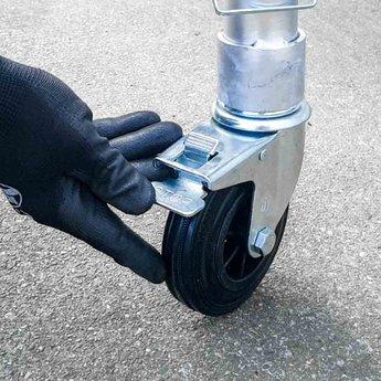 Kamersteigerwiel | Ø 125 mm
