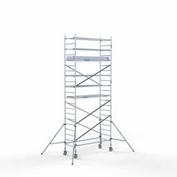 Rolsteiger Compleet 90 x 250 x 7,2 meter werkhoogte