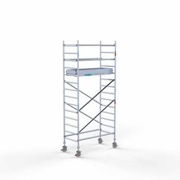 Rolsteiger Compleet 90 x 190 x 5,2 meter werkhoogte met lichtgewicht platform
