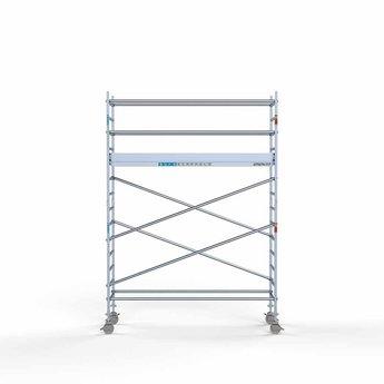Rolsteiger Compleet 90 x 305 x 5,2 meter werkhoogte met lichtgewicht platform