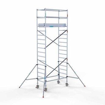 Rolsteiger Compleet 90 x 190 x 6,2 meter werkhoogte met lichtgewicht platform