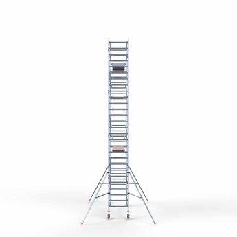 Rolsteiger Compleet 90 x 305 x 9,2 meter werkhoogte met lichtgewicht platform