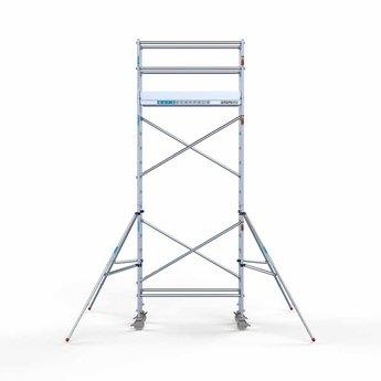 Rolsteiger Euro 75 x 190 x 6,2 meter werkhoogte met lichtgewicht platform