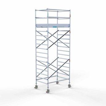 Rolsteiger Euro 135 x 190 x 6,2 meter werkhoogte met lichtgewicht platform
