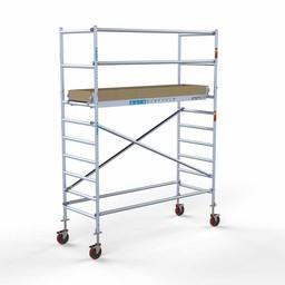 Rolsteiger Basis 90 x 250 x 4,2 meter werkhoogte met lichtgewicht platform