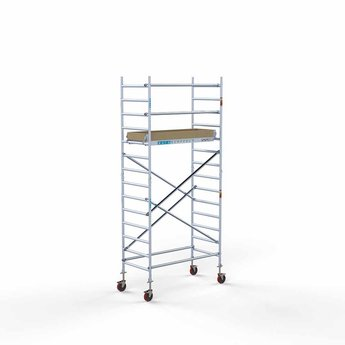Rolsteiger Basis 90 x 190 x 5,2 meter werkhoogte met lichtgewicht platform