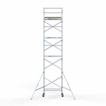 Rolsteiger Basis 90 x 190 x 10,2 meter werkhoogte met lichtgewicht platform