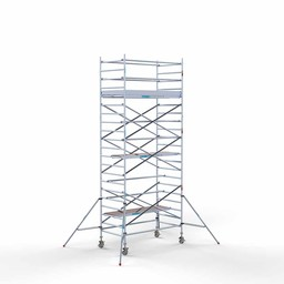 Rolsteiger Compleet 135 x 250 x 7,2 meter werkhoogte