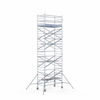 Rolsteiger Compleet 135 x 250 x 9,2 meter werkhoogte