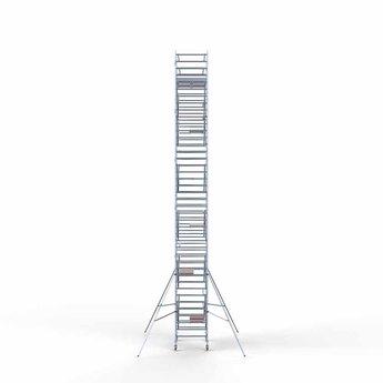 Rolsteiger Compleet 135 x 190x 13,2 meter werkhoogte