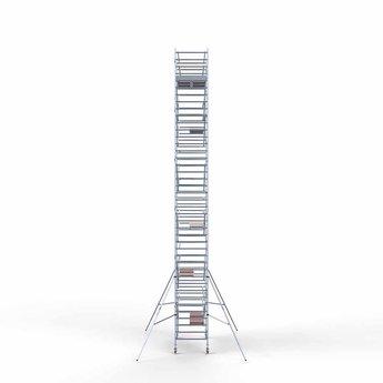 Rolsteiger Compleet 135 x 305 x 13,2 meter werkhoogte