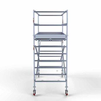 Rolsteiger Compleet 135 x 250 x 4,2 meter werkhoogte  met lichtgewicht platform