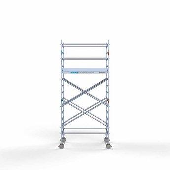 Rolsteiger Compleet 135 x 190 x 5,2 meter werkhoogte met lichtgewicht platform