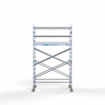 Rolsteiger Compleet 135 x 250 x 5,2 meter werkhoogte met lichtgewicht platform