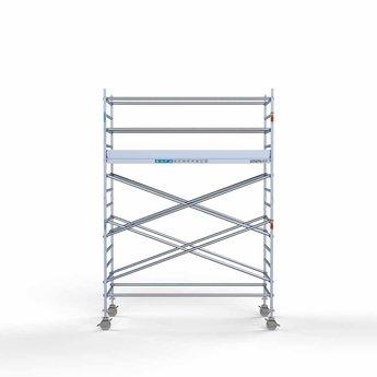 Rolsteiger Compleet 135 x 305 x 5,2 meter werkhoogte met lichtgewicht platform