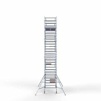 Rolsteiger Compleet 135 x 305 x 9,2 meter werkhoogte met lichtgewicht platform