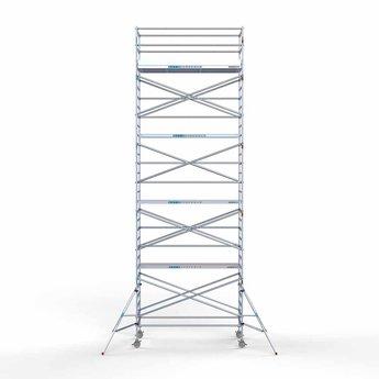 Rolsteiger Compleet 135 x 305 x 10,2 meter werkhoogte met lichtgewicht platform