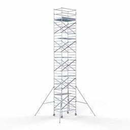 Rolsteiger Compleet 135 x 190 x 12,2 meter werkhoogte met lichtgewicht platform