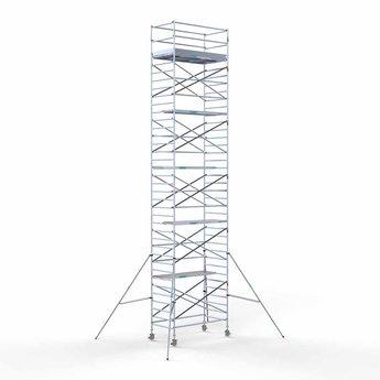 Rolsteiger Compleet 135 x 250 x 12,2 meter werkhoogte met lichtgewicht platform