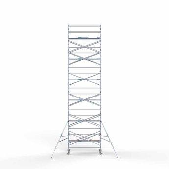 Rolsteiger Compleet 135 x 305 x 13,2 meter werkhoogte met lichtgewicht platform