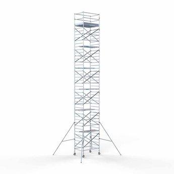 Rolsteiger Compleet 135 x 190 x 14,2 meter werkhoogte met lichtgewicht platform