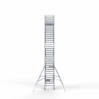 Rolsteiger Compleet 135 x 190 x 11,2 meter werkhoogte met lichtgewicht platform