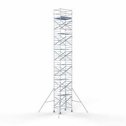 Rolsteiger Euro 135 x 190 x 14,2 meter werkhoogte met lichtgewicht platform