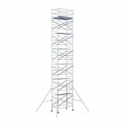 Rolsteiger Euro 135 x 250 x 14,2 meter werkhoogte met lichtgewicht platform