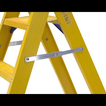 Kunststof trap 1x4