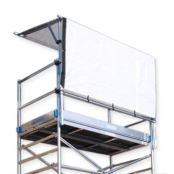 Euroscaffold Doorwerktent compleet 190 cm