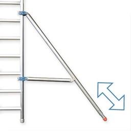 Euroscaffold Rolsteiger telestabilisator 2 meter