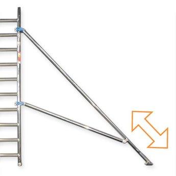 Rolsteiger telestabilisator 3 meter