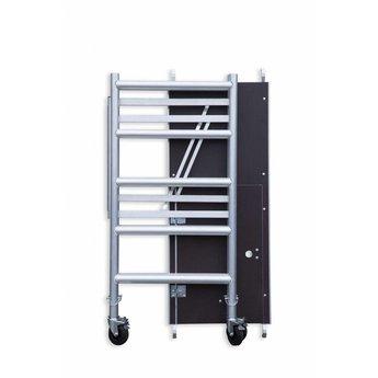 Euroscaffold Kamersteiger Compact werkhoogte 5,5 meter (module 1+2+3)