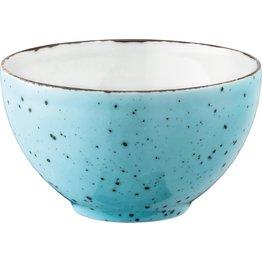 "Porzellanserie ""Granja"" aqua Schale, 14 cm"