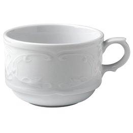 "Hotelporzellan ""Florina"" Tasse Obere Kaffee"